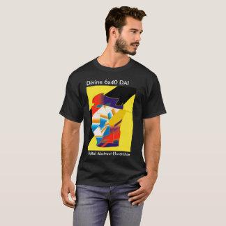 Digital Abstract Illustration C. T-Shirt