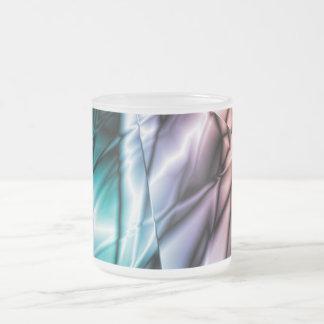 digital abstract mug