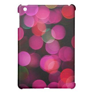 Digital Abstract Pink Looks iPad Mini Covers