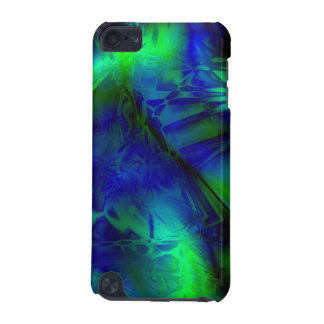 Digital Art Cool Modern Abstract Unique iPod Touch 5G Case