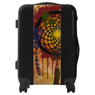 Digital ART - Dream Guard / Dreamcatcher Luggage