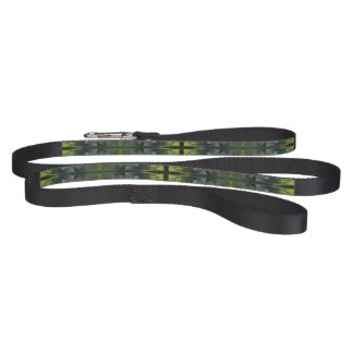 Digital art standard dog leash. pet leash