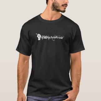 Digital Arts Front Website Logo T-Shirt