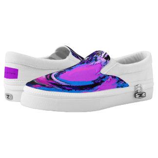 Digital Big Wave Slip-On Shoes