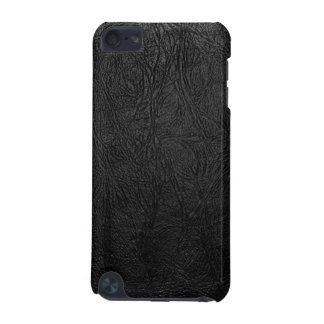 Digital Black Leather iPod Touch (5th Generation) Cover