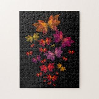 Digital Butterflies Puzzle