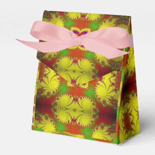 Digital Butterfly Favor Box