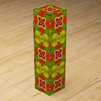 Digital Butterfly Wine Box