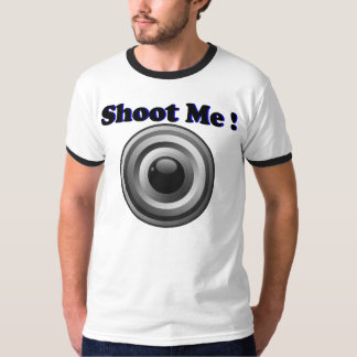 Digital Camera Lens Photography T-shirt