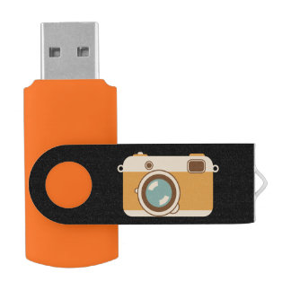 Digital Camera Photo Swivel USB 3.0 Flash Drive