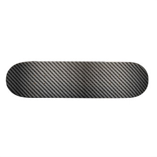 Digital Carbon Fiber Deck 18.1 Cm Old School Skateboard Deck
