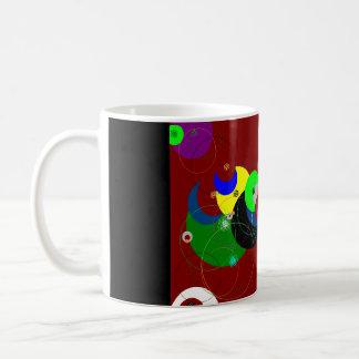 digital circles coffee mug