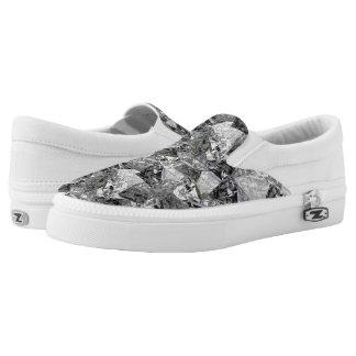 Digital Diamonds - Slip-On sneakers