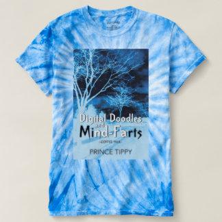 digital doodles and mind-farts hippie-t T-Shirt