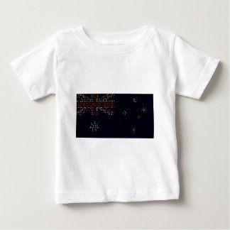 digital Flag (Australia) Baby T-Shirt