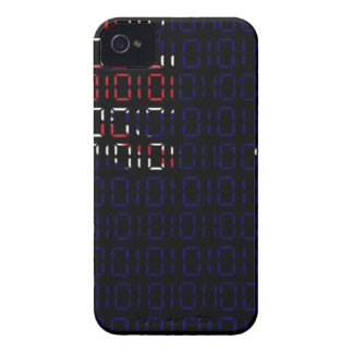 digital Flag (Australia) Case-Mate iPhone 4 Cases