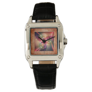 Digital Flower Watch