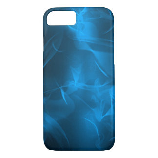 Digital Ghost Whispers Fractal Pattern iPhone 7 Case