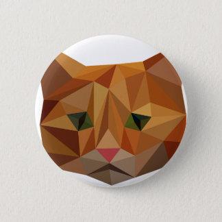 Digital Kitty 6 Cm Round Badge