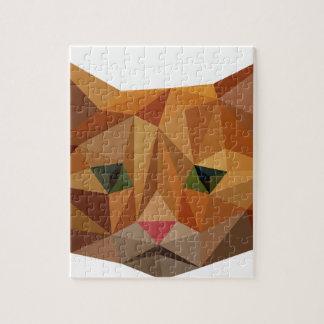 Digital Kitty Jigsaw Puzzle