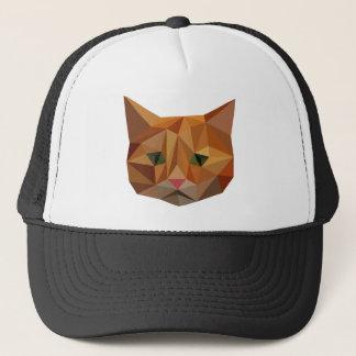Digital Kitty Trucker Hat