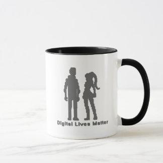 Digital Lives Matter Mug