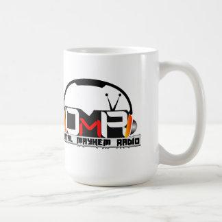 Digital Mayhem Radio Dual Logo Mug