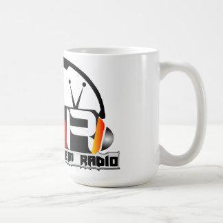 Digital Mayhem Radio Large Logo Mug