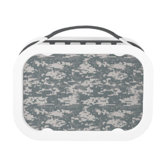 Digital Military Camouflage Lunchbox