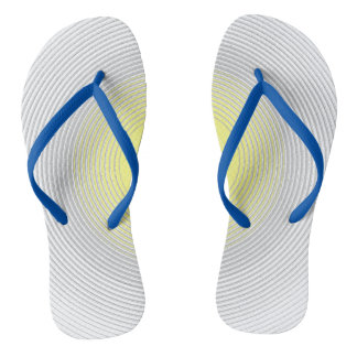 Digital Minimalist Sunshine Sunny Bright Thongs