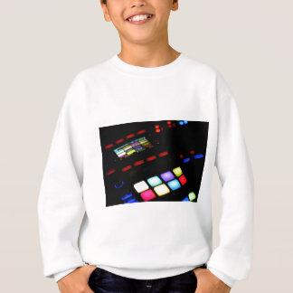 Digital Music Dj Technology Sequencer Samples Sweatshirt