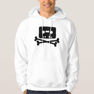 Digital Music Pirate Hooded Sweatshirt