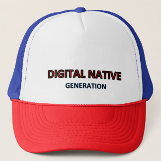 Digital Nation cap log