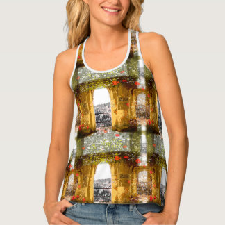 Digital Painting Singlet