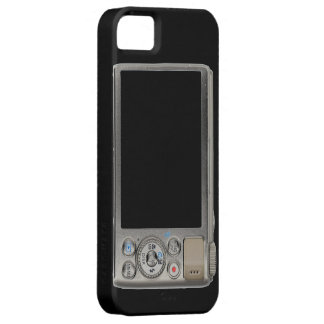 Digital phone image barely there iPhone 5 case