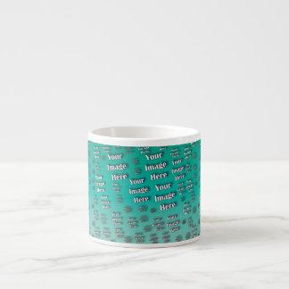 Digital Photo Template Espresso Mug