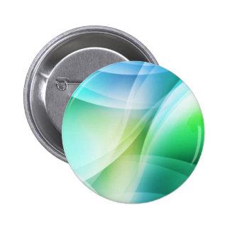 Digital Radial Colours Blur Glow Art Beautiful Des 6 Cm Round Badge