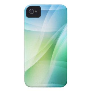 Digital Radial Colours Blur Glow Art Beautiful Des iPhone 4 Covers