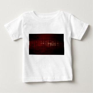 Digital Security and Network Firewall Surveillance Baby T-Shirt