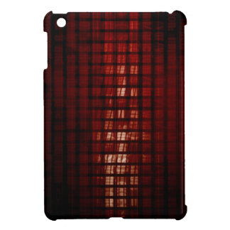 Digital Security and Network Firewall Surveillance Cover For The iPad Mini