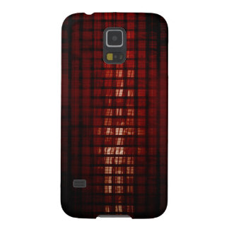 Digital Security and Network Firewall Surveillance Galaxy S5 Cover