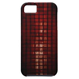 Digital Security and Network Firewall Surveillance iPhone 5 Case