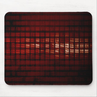 Digital Security and Network Firewall Surveillance Mouse Pad