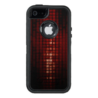 Digital Security and Network Firewall Surveillance OtterBox Defender iPhone Case