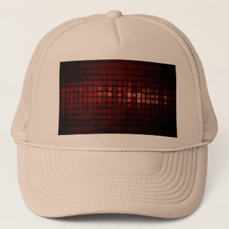 Digital Security and Network Firewall Surveillance Trucker Hat