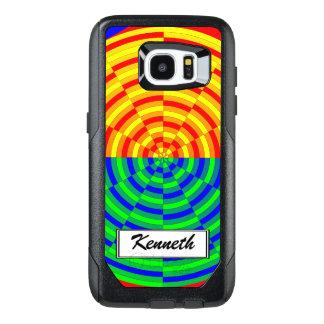 Digital Sunrise by Kenneth Yoncich OtterBox Samsung Galaxy S7 Edge Case