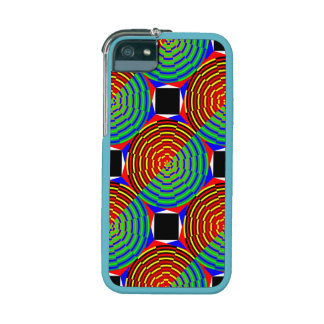Digital Sunset Cover For iPhone 5