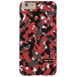 Digital Tech Red Camo Iphone6/6s case