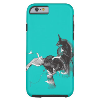Digital Unicorn iPhone 6 Case