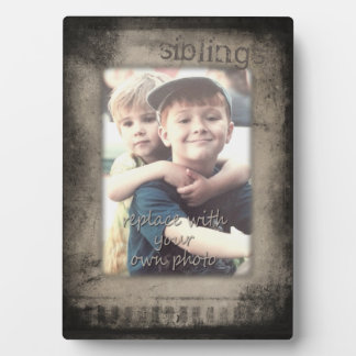 Digital Urban Grunge Distressed Film Strip Frame